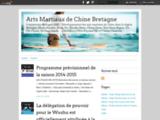 Comité Régional de Bretagne de la Fédération de Wushu