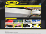 Revêtement polyurethane Line-X