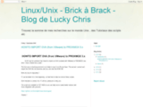 Linux et Virtualisation - Blog de Lucky Chris