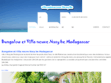 Location villa Palmarosa Nosy Be