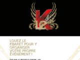 Location de salles à Reims - Le Kabaret