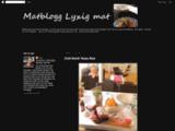 Matblogg lyxig mat