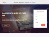 Ma PME Digitale est une agence Web spécialisée en création de site Wordpress et en stratégie de référencement naturel (SEO). Nous accompagnons les indépendants et les PME.