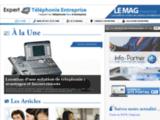 Magazine Expert Téléphonie Entreprise