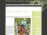 Monitrice indépendante d'équitation Western