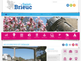 Site officiel de la ville de Saint-Brieuc