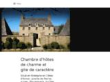 le Manoir de l'isle - Gite de caractère et chambres d'hôtes de charme