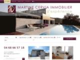 Martine Cervia Immobilier