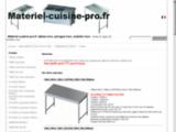 materiel-cuisine-pro.fr