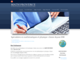mathprovence.fr