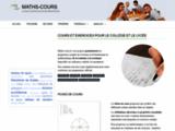 maths-cours.fr