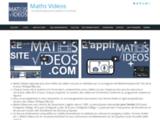 Cours Vidéo de Mathématiques 6ème