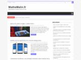 mathsmalin.fr