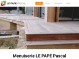 MENUISERIE LE PAPE Pascal, Trégastel (22), Bois, Alu, PVC. Charpente, Bardage, Cuisine, Escalier.