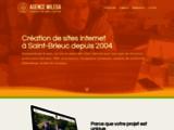 Agence de création de site internet Milega