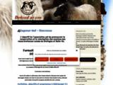Denved Ar Vro, moutons des pays de Bretagne
