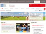 M.S.A (Mutualité Sociale Agricole)