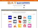 Tous types de Batteries