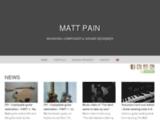 Matthieu Pain - Compositeur, Sound designer