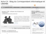 Blog du Correspondant Informatique et Liberté