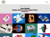 Graphiste freelance illustrateur webdesigner