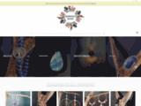 lithothérapie,pierres fines,bijoux, ethniques,pierres semi-précieuses, bracelets,boucles d