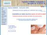 Tiphaine Agabriel Ostéopathe