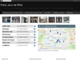 Paris jeux de roles