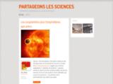 Partageons les sciences