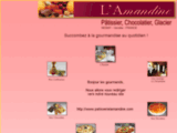 L'Amandine - Pâtissier-Chocolatier-Glacier