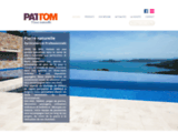informations sur le site pattom.fr
