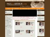 Paul et Arthur: Maîtres torréfacteurs
