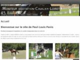 Paul-Louis PANIS, cavalier et enseignant 41 & 45