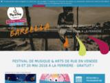 PAY TA TONG : festival en vendée