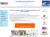 pbe-pompe-chaleur.com