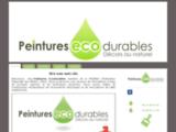 Peintures Ecodurables