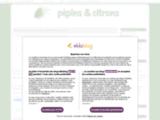 Pépins et Citrons - CP Français