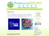 pharmaciedugrandjardin.com