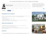 Perspectives, illustrations, visualisation 3D, CG artist, render, rendu, imageur, design, retail, stand, mobilier, space planning, intégration dans le site