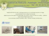 Cabinet de pédicurie-podologie-posturologie