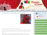 Le clown Pompon