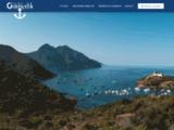 Port de plaisance de Girolata, Corse