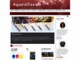La boutique Aquarellissime