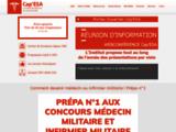 CapESA, la prépa de référence au concours ES