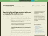 proactive-marketing.fr
