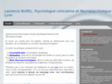 Laurence Burel psychologue neuropsychologue