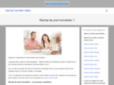 Détails : Conseils sur le rachat de crédit immo