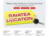 Location de Voiture & Pension à Raiatea