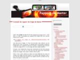 Rapport de Master webmarketing
