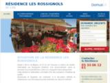Maison de retraite médicalisée Les Rossignols